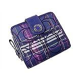 Coach Signature Stripe Slim Medium Wallet F48388