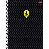 Caderno Universitário Ferrari Scuderia, Foroni 63.8754-1, Multicor