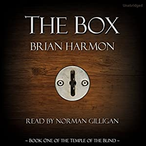 The Box: The Temple of the Blind Series, Book 1 Audiobook
