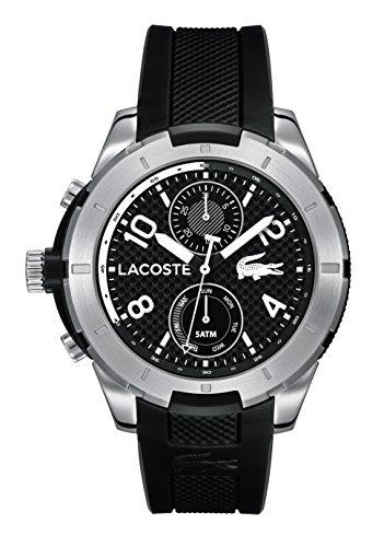 Lacoste-LC2010759-Reloj-Anlogo-para-Hombre-Color-Negro