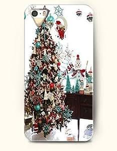 SevenArc iPhone 5 5s Case - Merry Christmas Xmas Tree D??cor