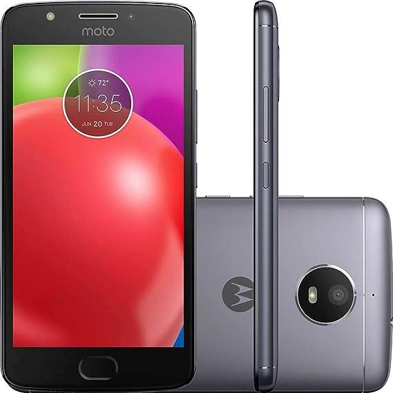 Motorola Moto E4 (Iron Grey, 2GB RAM, 16GB Storage)