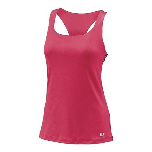 08d93c0e Amazon.com: Wilson-Women`s Accord Tennis Tank-(097512297929 ...