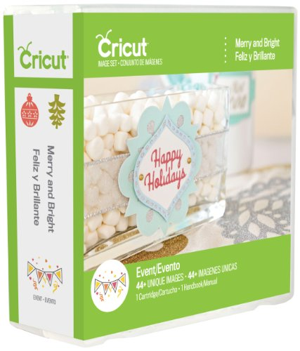 Cricut Merry and Bright cartridge by Cricut