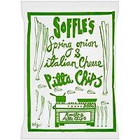 Soffles Los Chips De Pita Primavera Cebolla Y