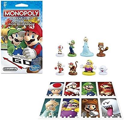 Monopoly Gamer Edition Power 1-Pack (aleatorio) , color/modelo surtido: Amazon.es: Juguetes y juegos