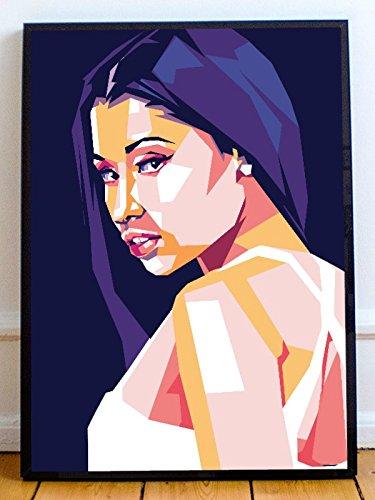 Nicki Minaj Limited Poster Artwork - Professional Wall Art Merchandise (More Sizes Available) (8x10)