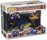 Funko Pop Games: Marvel Capcom-Black Panther Vs Monster Hunter Collectible Figure
