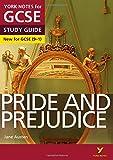 Pride and Prejudice: York Notes for GCSE (9-1)