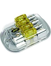 Stinger SPD5623 Pro Series Maxi Fused Power Distribution Block with (2) 1/0-Gauge Inputs and (4) 4/8-Gauge Outputs
