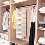 MAX Houser 6 Tier Shelf Hanging Closet