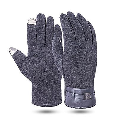Unisex Running Touchscreen Winter Gloves,Phone Gloves, Texting Gloves for Smartphones