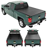 Bestop 18006-01 ZipRail Tonneau Cover for 1988-1999 Chevy/GMC C/K Pickup Sportside (won't fit new body style), 6.5' bed