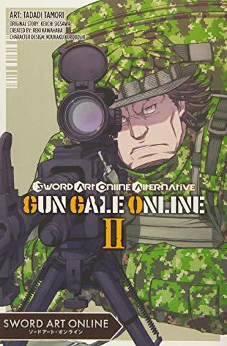 Sword Art Online Alternative Gun Gale Online, Vol. 2 (manga)