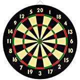 Hey! Play! TG Champion Tournament Cerda Dartboard (Multicolor, 18 x 1,5-Pulgadas)