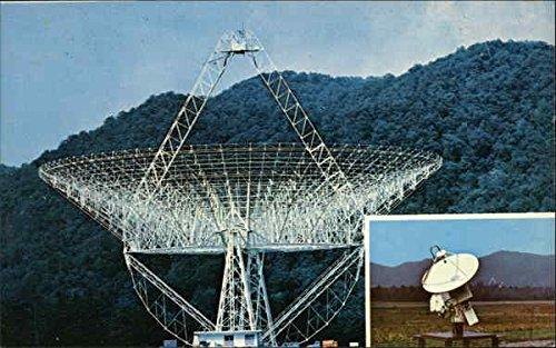 300' Radio Telescope in Greenbank, W. VA. Greenbank, West Virginia Original Vintage - Va View Valley