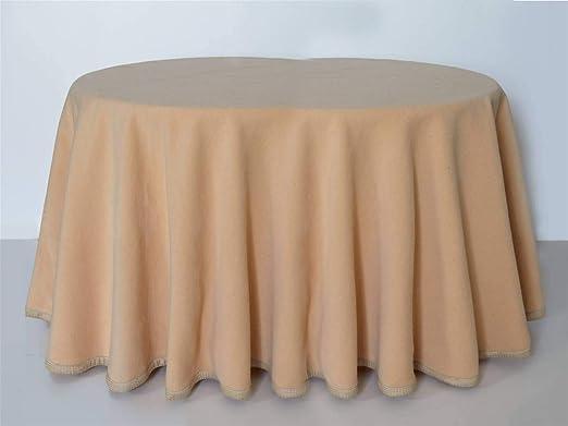 textil mora Falda para Mesa Camilla Ovalada 135 x 90 x 75 de Alto: Amazon.es: Hogar