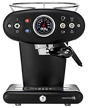 Máquina de café espresso Cápsulas Iperespresso x1 Anniversary, 1.0 L negro: Amazon.es: Hogar