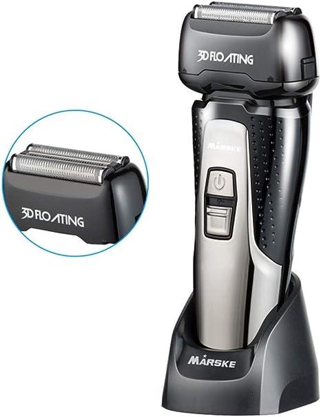 YN Afeitadora eléctrica para Hombres,Máquina de Afeitar ...