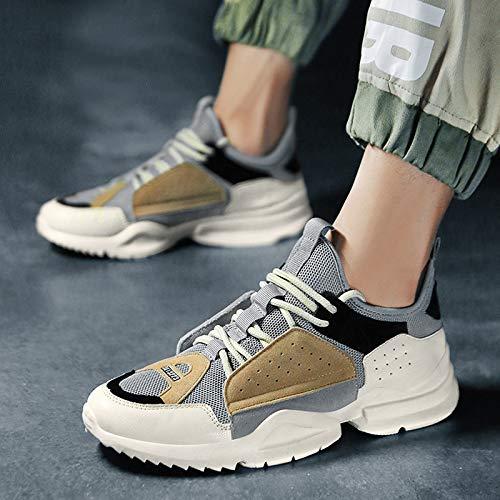 Respirant Courir Sport NANXIEHO Hommes Chaussures Sport qwxtnXY0