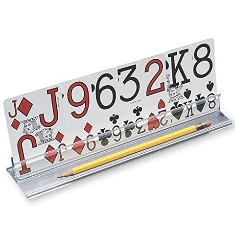 Ableware 15-Inch Playing Card Holder (712520015) - Game Card Holder