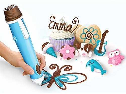 Candy Craft Chocolate Pen Huge Bundle with Two Treat Kits, Regular Refill, Colored Refill, and Decorative Sprinkles