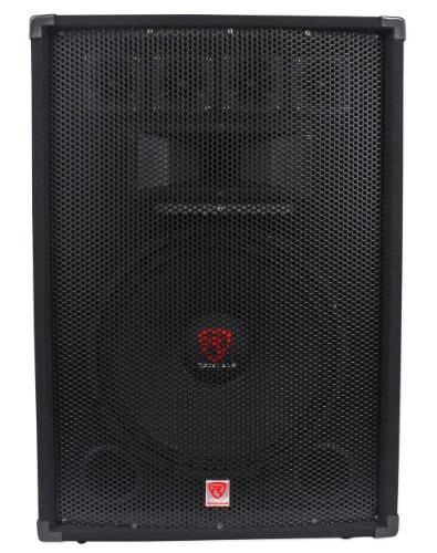 "Rockville RSG15.4 15"" 3-Way 1500 Watt 4-Ohm Passive DJ/Pro A"
