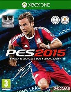 PES 2015 Pro-Evolution Soccer XBOXONE (PAL)