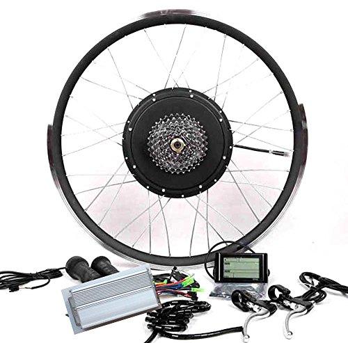 48V1200W-Cassette-Motor-Electric-Bike-Conversion-Kit-LCD-8-or-9-Speed-Gear-Theebikemotor
