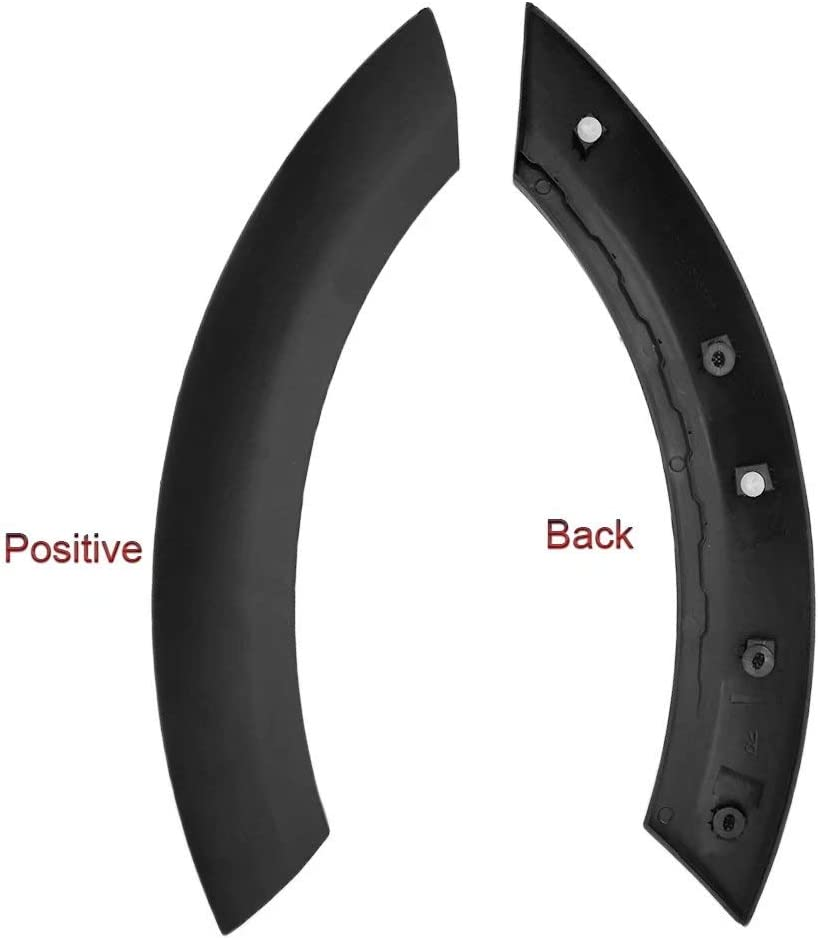 2002-2008 51131505866 KingFurt Front Right Wheel Upper Fender Arch Cover Trim for BMW Mini One//One D//Cooper//Cooper S R50 R52 R53