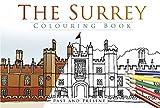 The Surrey Colouring Book