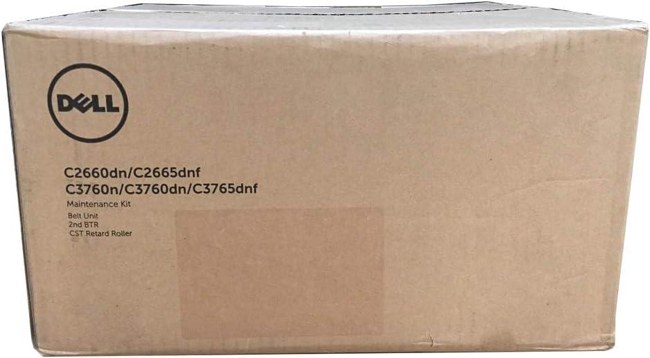 Dell N605D Maintenance Kit for 3130cn/3130cnd Laser Printers,Black