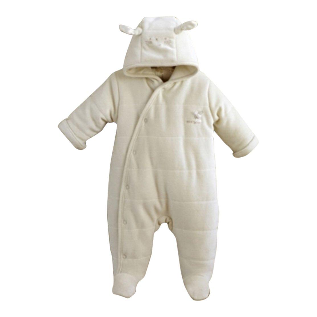 Natures Purest Pure Love baby snowsuit 3-6 months KATIES PLAYPEN® / BABY BEST BUYS