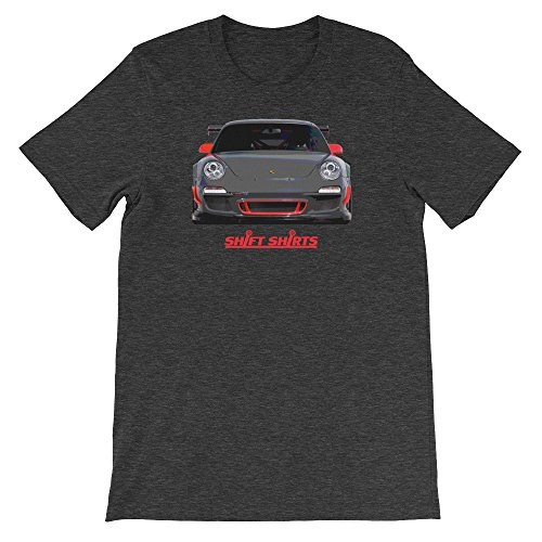 911 Shift Porsche (Paddock View - Porsche 911 GT3 RS (997.2) Inspired Unisex T-Shirt)