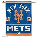 New York Mets Vertical Banner