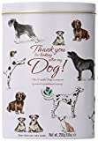 Gardiners of Scotland Vanilla Fudge Thank You Tins 'Dogs', 8.8-Ounce