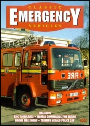 - Classic Emergency Vehicles (Includes BMC Ambulance, Morris Commercial Fire Engine, Dennis Fire Engine, Triumph Herald Police Car)