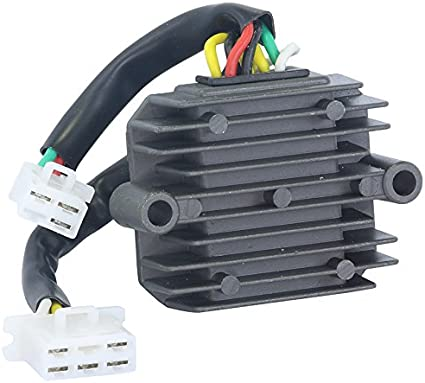 Voltage Regulator Rectifier Compatible with Honda CB650 CB750 CB900 Replaces 31600-420-731 31600-426-000 1979 1980 1981 1982 1983 1984 1985