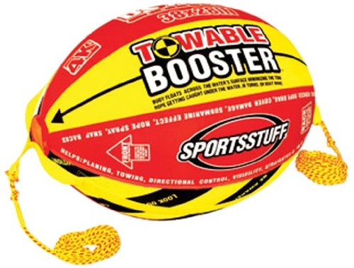Boat Tube - SportsStuff 4K BOOSTER BALL for Towable Tubes