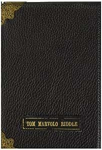 Noble Collection  - Diario de Tom Marvolo Riddle, color marrón (NN7263)