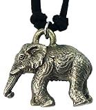 Best Fun Express Lava Party Lights - Bijoux De Ja Pewter 3D Elephant Pendant Suede Review