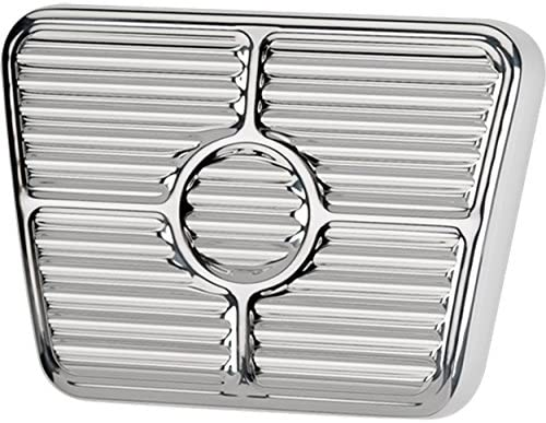 NEW BILLET SPECIALTIES POLISHED EMERGENCY BRAKE PEDAL PAD,67-69 F-BODY,PARKING,E