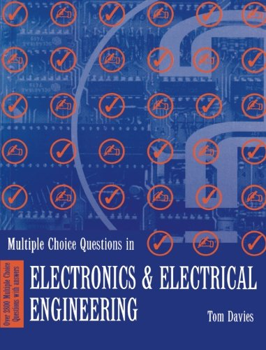 Multiple Choice Questions in Electronics