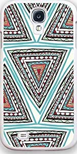 Specialdiy ka ka case cover Galaxy S4 case cover, Ultra Slim for Samsung Galaxy S4, Perfect Fit Anti Slippery Best for Your Beautiful B5HEP5vNovn Samsung Triangle nation pattern