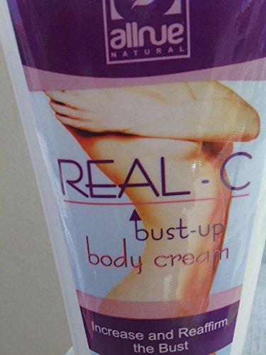 (Real C Reafirmante Busto Crema, 4 Oz Bust up Body Cream)