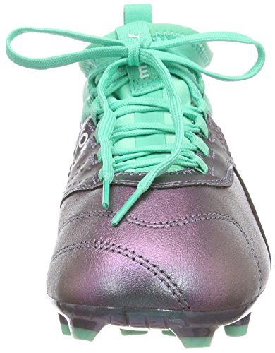 shift Green Mint Mixte Il lila 01 Lth 3 puma White Violet biscay Jr De Chaussures Football One Fg Puma Enfant puma Black xfP4w6