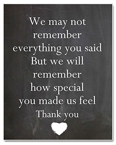 Remember Appreciation Chalkboard Typography Christmas product image