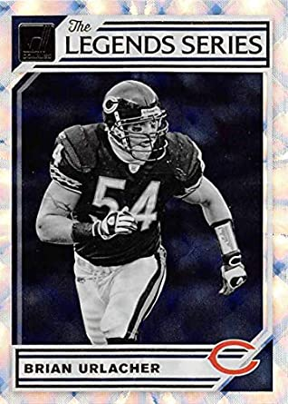 buy online 5272a 427b0 Amazon.com: 2019 Donruss The Legends Series Football #10 ...