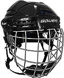 Bauer 5100 Hockey Helmet Combo - 2014, Small, Black