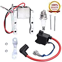 High Performance CDI Ignition Coil + Magneto Coil + Spark...